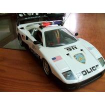 1987 Ferrari F40 Police Nypd Tuning 1/18