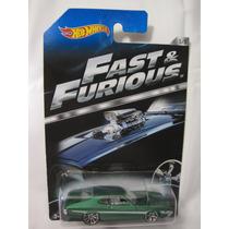 Hot Wheels Fast & Furious 5/8 72 Ford Gran Torino Sport