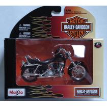 Moto Harley Davidson 1991 Fxdb Sturgis