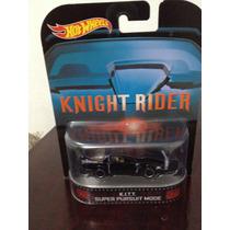 Hot Wheels Retro K.i.t.t. Knight Rider