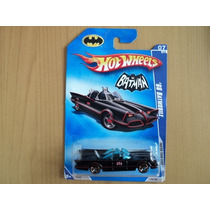 Hot Wheels Batman 2009 Exclusivo Tarjeta Americana