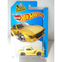Hot Wheels Mazda Rx-7 Amarillo 21/250 2014