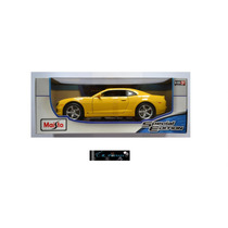 2010 Chevrolet Camaro Ss Rs Color Amarillo Transformers