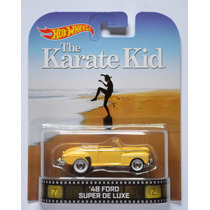 1948 Ford Karate Kid Seríe Retro Entertainment Hot Wheels