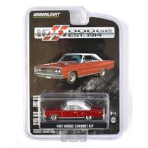 1967 Dodge Coronet Rt Seríe 100 Años Dodge