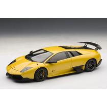 Lamborghini Murciélago Lp670-4 Sv Auto A Escala De Colección