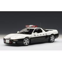 Honda Nsx Police Car Auto A Escala De Colección