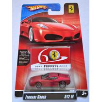 Ferrari 512 M Color Rojo Seríe Racer 60 Aniversario