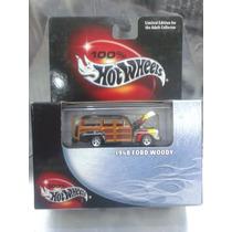 Hot Wheels - 1948 Ford Woody 100% Nuevo En Caja Del 2000