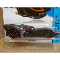 Hot Wheels 2015 Batmobile 62/250 Tim Burton Batman