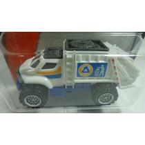 Matchbox Garbage Grinder,camion De Basura , Ganalo