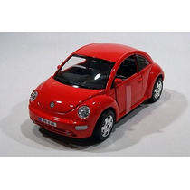 Burago Volkswagen New Beatle Nuevo Sellado Metal 1/24