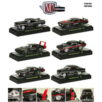 M2 Machines 100 Dodge Charger Super Bee Challenger Coronet