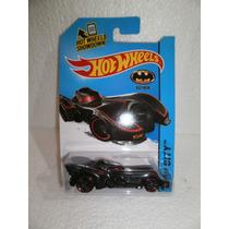 Hot Wheels Batman Batmobile Negro/rojo 62/250 2014