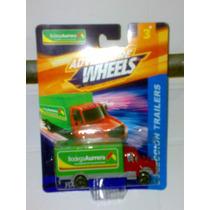 No Hotwheels Taximania Camion Trailer De Aurrera 1/64