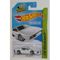 Hot Wheels Lotus Espirit S1 James Bond 007