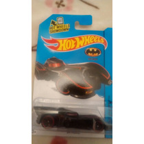 Hotwheels Batimovil Tim Burton 2014 Batman Linea Roja