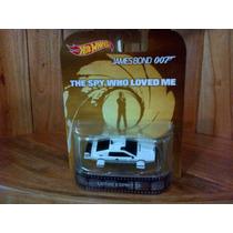 Lotus Esprit S1 Hot Wheels James Bond 007 Serie Retro 1/64
