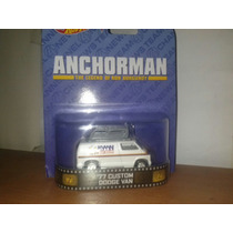 Hotwheels Retro 77 Custom Dodge Van Anchorman