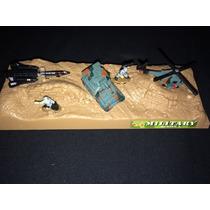 Micro Machine Hot Wheels Base Militar