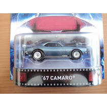 Hot Wheels Retro Cristine Camaro 67 2015 Envio Gratis