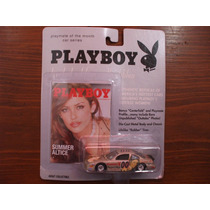 Playboy Playmate Of The Month Car Series Summer Altice