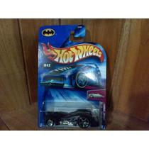 Batman Batimovil Batmobile 2004 First Editions Hot Wheels
