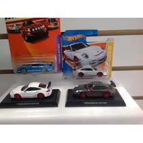 Autos A Escala.hot Wheels Kyosho Porshes Nuevos 1/64