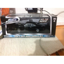 Greenlight 1970 Dodge Charger R/t Rápido Y Furiosos 1:43