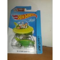 Hotwheels The Jetsons Capsule Car