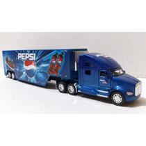 Trairler Kenworht T700 Pepsi Esc. 1:68