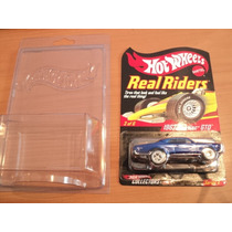Hot Wheels Rlc Real Riders 1967 Pontiac Gto