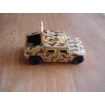 Hummer Militar Del Desierto Marca Matchbox Mide 6 Cms