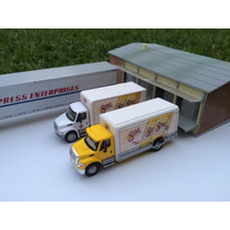 Camion International Cerveza Sol Escala 1:87 Ho Marca Boley