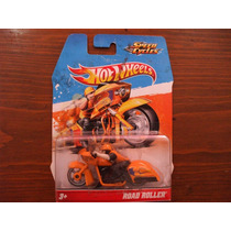 Hot Wheels Speed Cycles Road Roller