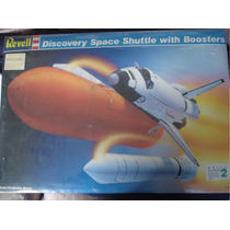 Discovery Transbordador Espacial Para Armar Revell