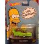 Hot Wheels The Homer Serie Retro 2014 Simpsons 1:64