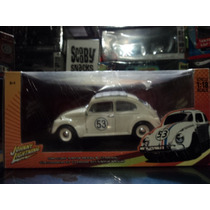 Herbie Cupido Motorizado Escala 1:18