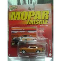 Johnny Lightning - 1969 Dodge Super Bee Nuevo Del 2005