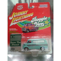 Johnny Lightning - 1976 Chevy G20 (van) Nuevo Del 2002 #2