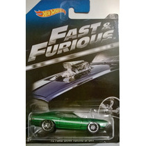 Fast And Furious 72 Ford Gran Torino Sport - 5/8 Hot Wheels