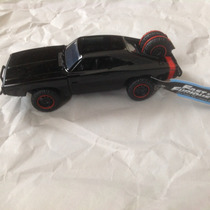 Fast Y Furious 1970 Dodge Charger Escala 1:32