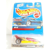 Hot Wheels Xt-3 Bicolor Collect #215 2000