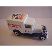 Matchbox Suelto Model A Ford Baseball Chicago White Sox K222