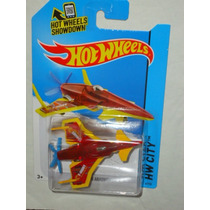 Hot Wheels Treasure Hunt Regular Poison Arrow 2014 Avion