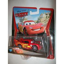 Rayo Mcqueen Con Llantas De Carreras Cars 2 Disney Pixar