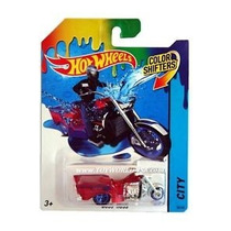 Hot Wheels Colour Shifters Boss Hoss