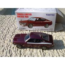 Mitsubishi Galant Gto 2000 Gsr Tomica Limited Vintage 1:64