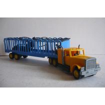 Trailer Ganadero - Camioncito Juguete - Camion Modelo Escala