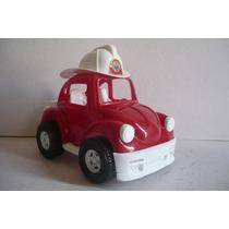 Vocho Vw Beetle Bombero - Camioncito Juguete Carrito Escala